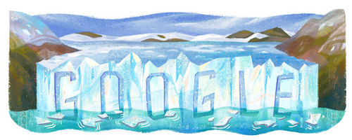 Google is celebrating __th Anniversary of Los Glaciares National Park. (May 11, 2017)