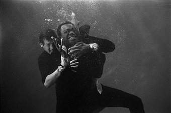What Bond film did this underwater fight scene come from