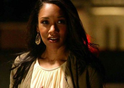 When Iris wrote her blog Saved bởi The Flash how many followers did she get?