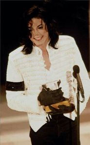 Man In The Mirror was a #1 hit for Michael Jackson back in 1989