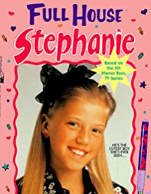 What book of the Full House Stephanie book series is this the cover of?