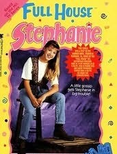 What book of the Full House Stephanie series is this the cover of?