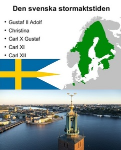 When did Stockholm become the official capital of the Swedish empire?