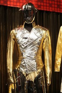 This is the custom-made stage costume Michael wore on the History tour