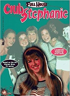 What book of the Full House Club Stephanie series is this the cover of?