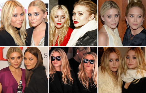 Are Mary-Kate and Ashley fraternal of identical twins?