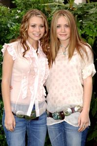 Do Mary-Kate and Ashley have any social media accounts?