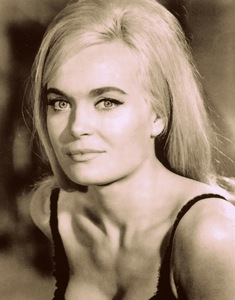 Shirley Eaton portrayed Jill Masters in in the 1964 Bond film, Goldfinger