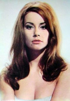 Who is this former Bond girl