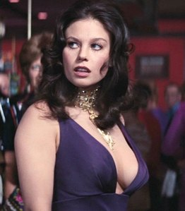 Former Bond girl, Lana Wood, was the sister of actress, Natalie Wood