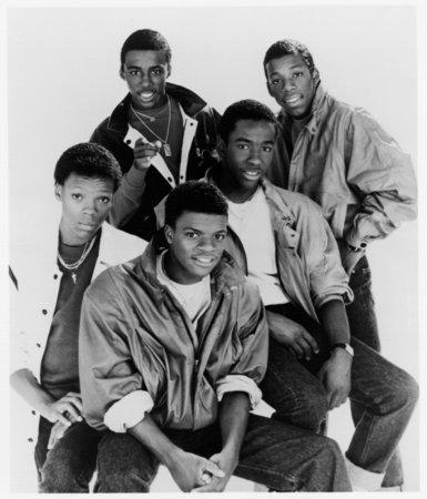 New Edition was the subject of a 3-part mini-series, which aired on BET in 2017