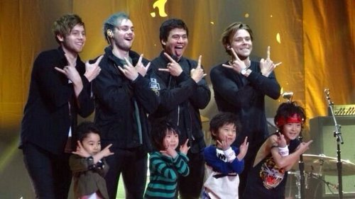 What country are mini 5SOS from?