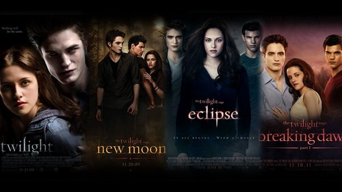 Including Alice's vision in Breaking Dawn 2,how many deaths are seen in all 5 Twilight pelikula ?