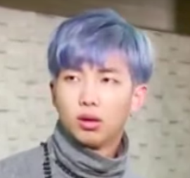 Which member does Rap Monster want to murder here?