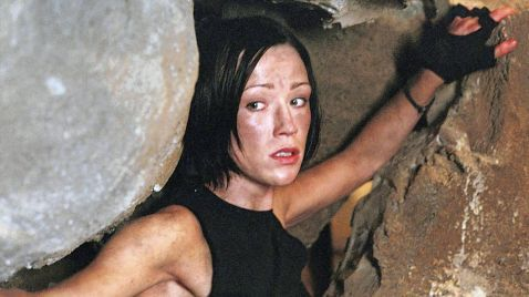 What was her name in 'The Descent'?