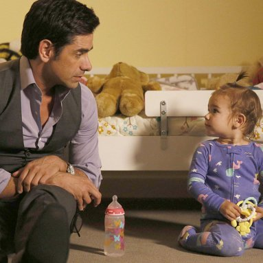 What is his name in 'Grandfathered'?