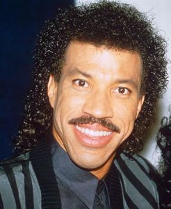Lionel Richie was a featured vocalist in the 1985 video, We Are The World