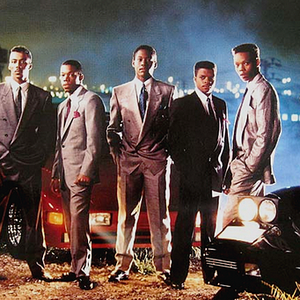New Edition was the subject of a 3-part mini-series in 2017