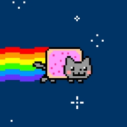 What is the name of this popular video game kitty?
