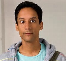 Abed is half what?