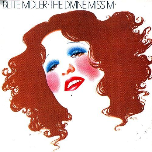 What jaar was the classic debut recording, The Divine Miss M, released