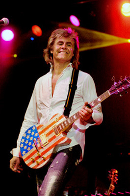 """""""St. Elmo's Fire(Man In Motion)"""" was a #1 hit for John Parr in 1985"""
