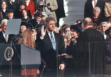 1993 Presidential inauguration
