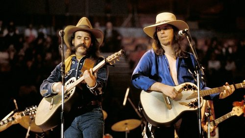 Let Your Love Flow was a #1 hit for the Bellamy Brothers in 1976