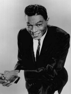 """What jaar was Nat """"King"""" Cole inducted into the Rock And Roll Hall Of Fame"""