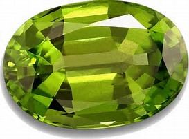 Peridot is the traditional birthstone of...