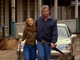 True or False: Victor told Phoebe that she had his eyes.