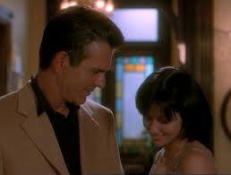 True or False: Victor told Prue that she skipped crawling and went straight to walking.