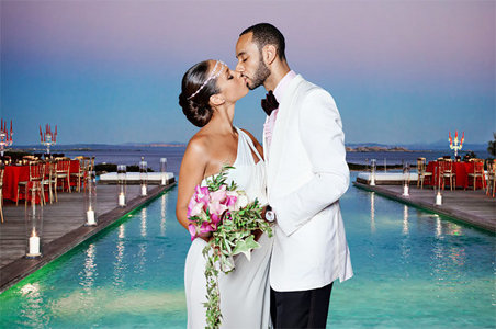 What ano were Alicia and Swizz Beatz married