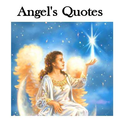 Complete this quote : Angels encourage us by guiding us onto a path that will lead to ________ and hope.