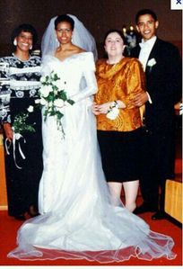 What year did Barack marry Michelle Robinson