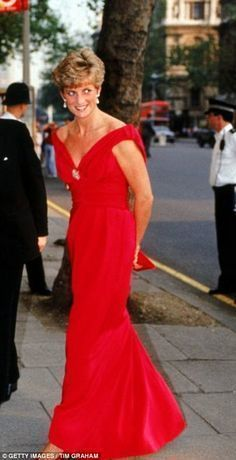Princess Diana's life was cut short in a car accident back in 1997