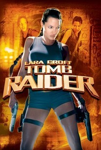 What percentage did Lara Croft Tomb Raider get on Rotten Tomatoes?