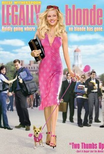 What percentage does Legally Blonde have on Rotten Tomatoes?