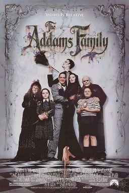 What percentage does The Addams Family have on Rotten Tomatoes?