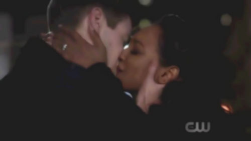 When did Barry Allen proposed to Iris West?