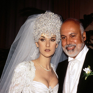 What did Celine marry longtime manager, Rene Angelil