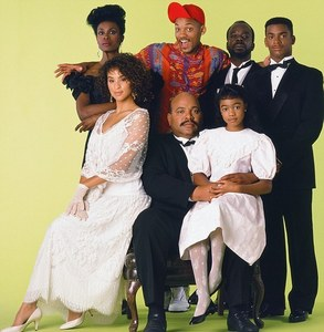 Fresh Prince Of Bel-Air made its ویژن ٹیلی debut in 1990