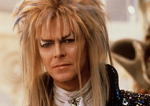 "What was his name in ""Labyrinth""?"