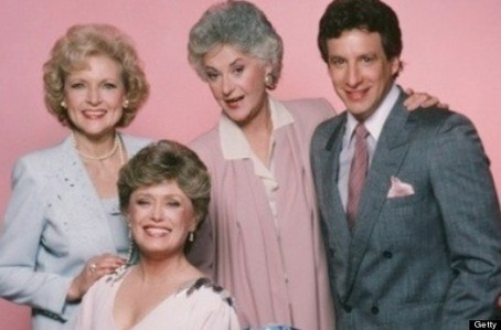 The Golden Girls made its televisión debut in 1985