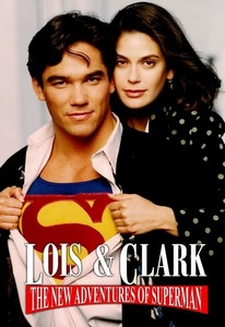 What was the main difference between the original Superman story & a 1990s TV reboot entitled Lois & Clark-The New Adventures Of Superman?