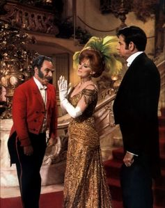 What was the title of a famous 1969 musical starring Barbara Streisand & Walter Matthau?