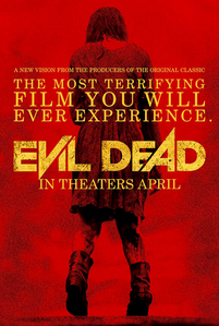 What an was the Evil Dead remake released?