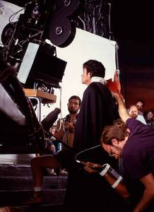Behind the scenes in the making of Captain Eo
