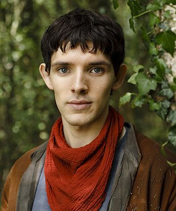 Yes o No question. Colin morgan already got immortalised in a form of a wax statue of his iconic character Merlin.