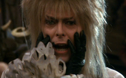 Labyrinth: Which song is sung in this scene?